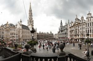 Brüssel-Panografie